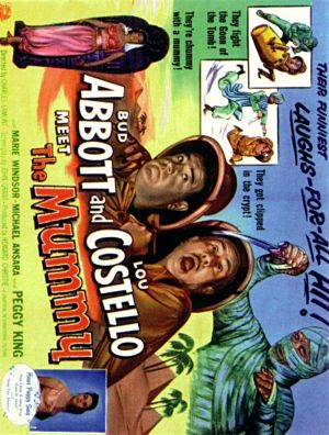 Abbott and Costello Meet the Mummy 1100x1452