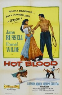 Hot Blood poster