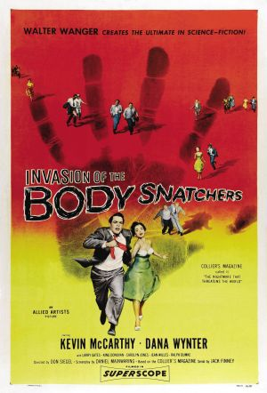 Invasion of the Body Snatchers 2035x3000