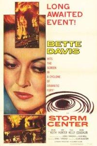 Storm Center poster