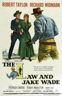 The Law and Jake Wade poster
