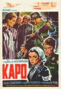 Kapò poster