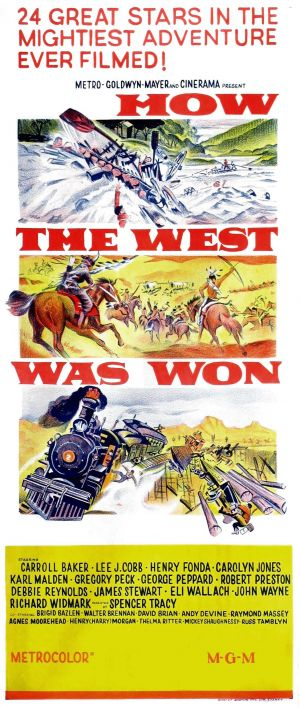 How the West Was Won 1126x2653