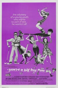You're a Big Boy Now poster