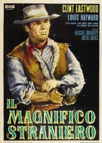 El magnifico extranjero poster