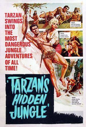 Tarzan and the Great River 600x887