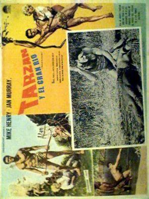 Tarzan and the Great River 600x800