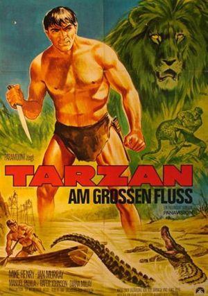 Tarzan and the Great River 600x854