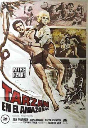 Tarzan and the Great River 413x600
