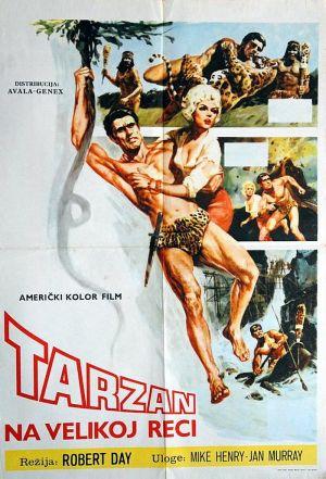 Tarzan and the Great River 700x1029
