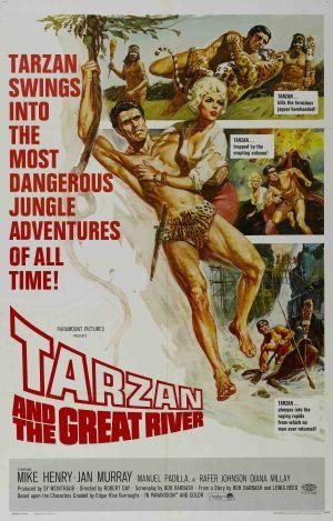 Tarzan and the Great River 1843x2882