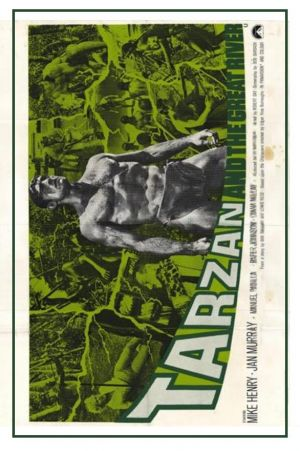 Tarzan and the Great River 586x880