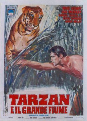 Tarzan and the Great River 600x833