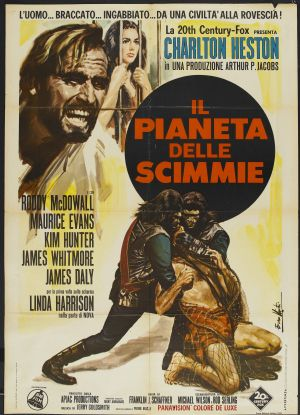 Planet of the Apes 2169x3000