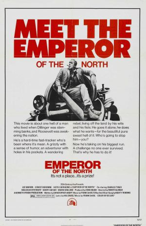 Emperor of the North Pole Poster