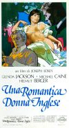 The Romantic Englishwoman Poster
