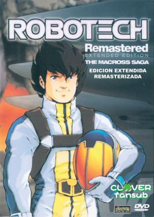 Robotech 725x1024