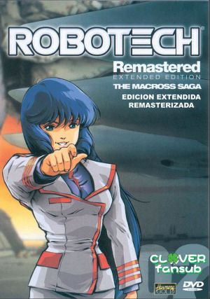 Robotech 720x1024