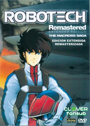 Robotech 729x1024