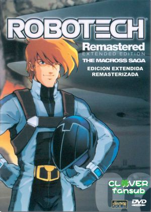 Robotech 728x1024