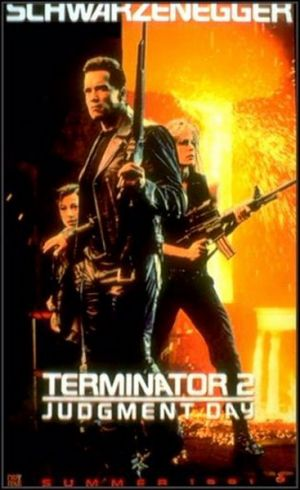 Terminator 2: Judgment Day 367x600
