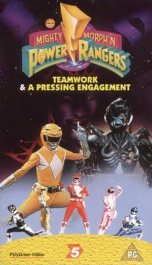 Mighty Morphin Power Rangers 353x614