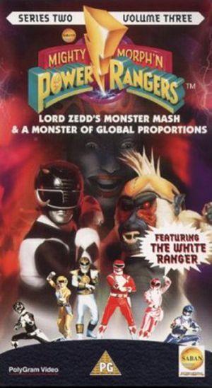 Mighty Morphin Power Rangers 350x639