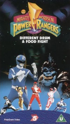 Power Rangers 350x616
