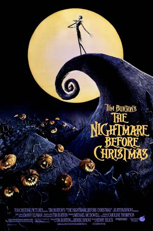 The Nightmare Before Christmas 1988x3000