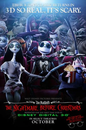 The Nightmare Before Christmas 1350x2025