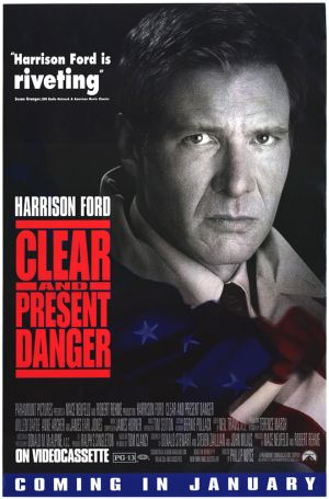 Clear and Present Danger 660x1000