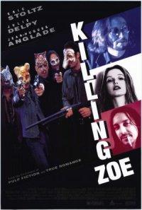 Laharog et Zoe poster