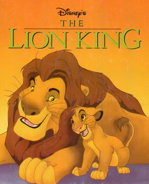 The Lion King 1769x2179