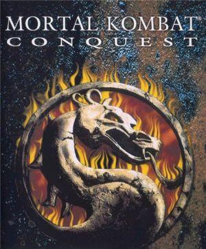 Mortal Kombat: Conquest 446x540
