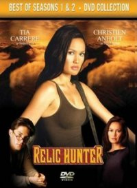 Relic Hunter poster