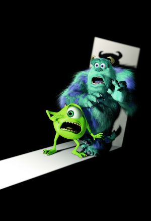 Monsters, Inc. 2056x3000