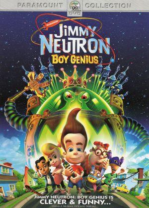 Jimmy Neutron: Der mutige Erfinder 1512x2112