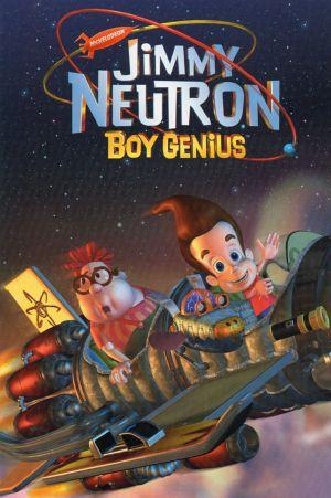 Jimmy Neutron: Der mutige Erfinder 1428x2148