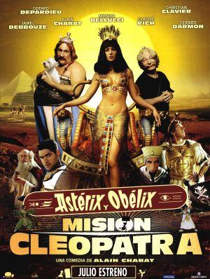 Astérix & Obélix: Mission Cléopâtre 2665x3540