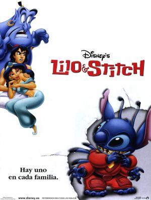 Lilo & Stitch 2685x3555