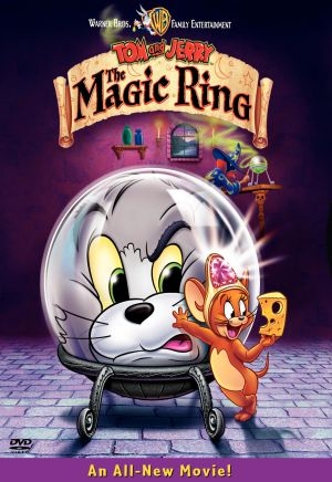 Tom and Jerry: The Magic Ring Cover
