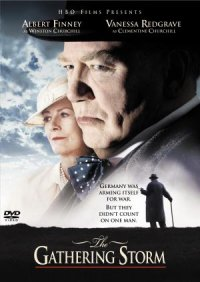Churchill - The Gathering Storm poster