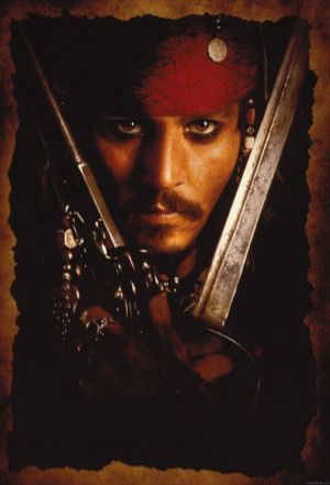 Pirates of the Caribbean: The Curse of the Black Pearl 953x1400
