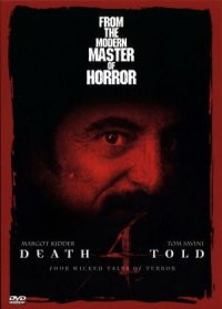 Death 4 Told poster