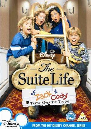 The Suite Life of Zack & Cody 1551x2196