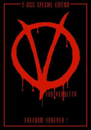 V for Vendetta 1535x2175