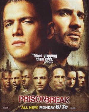 Prison Break 811x1024