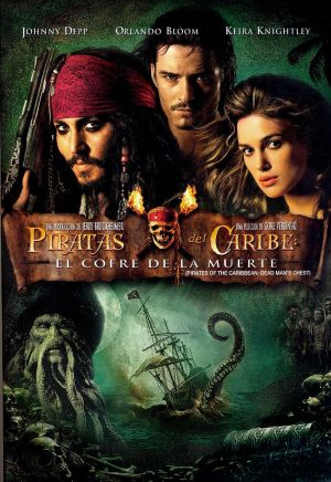 Pirates of the Caribbean: Dead Man's Chest 985x1430