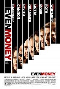 Even Money poster