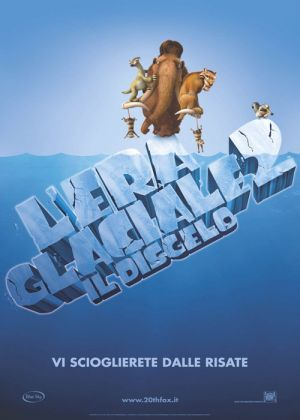 Ice Age 2 - Jäätikkö sulaa 500x700